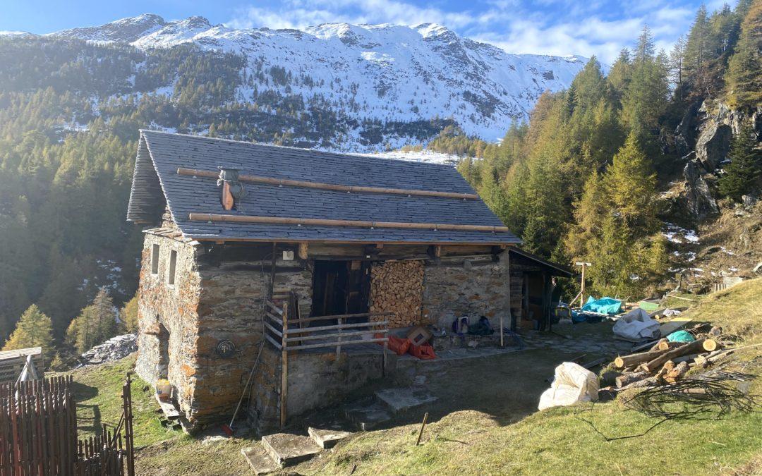 Nuova copertura tetto Rustico Bovarina